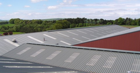 Roofing Profiled Sheeting