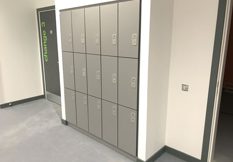 Nu-Core Locker