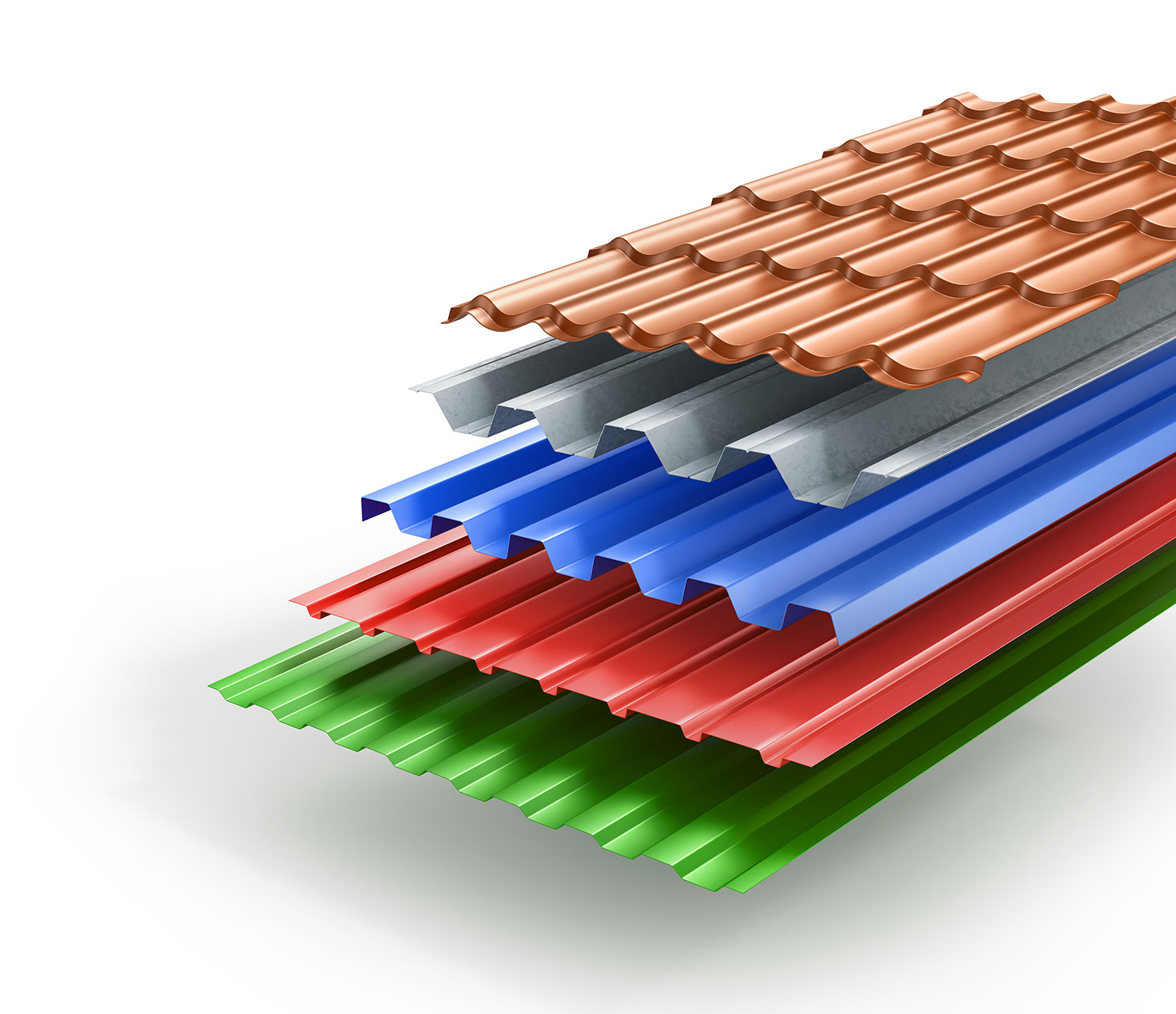Profiled Sheeting Roofing Nu Style